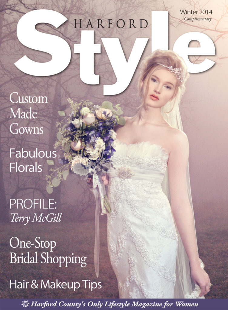 Harford Style Cover (Bridal)